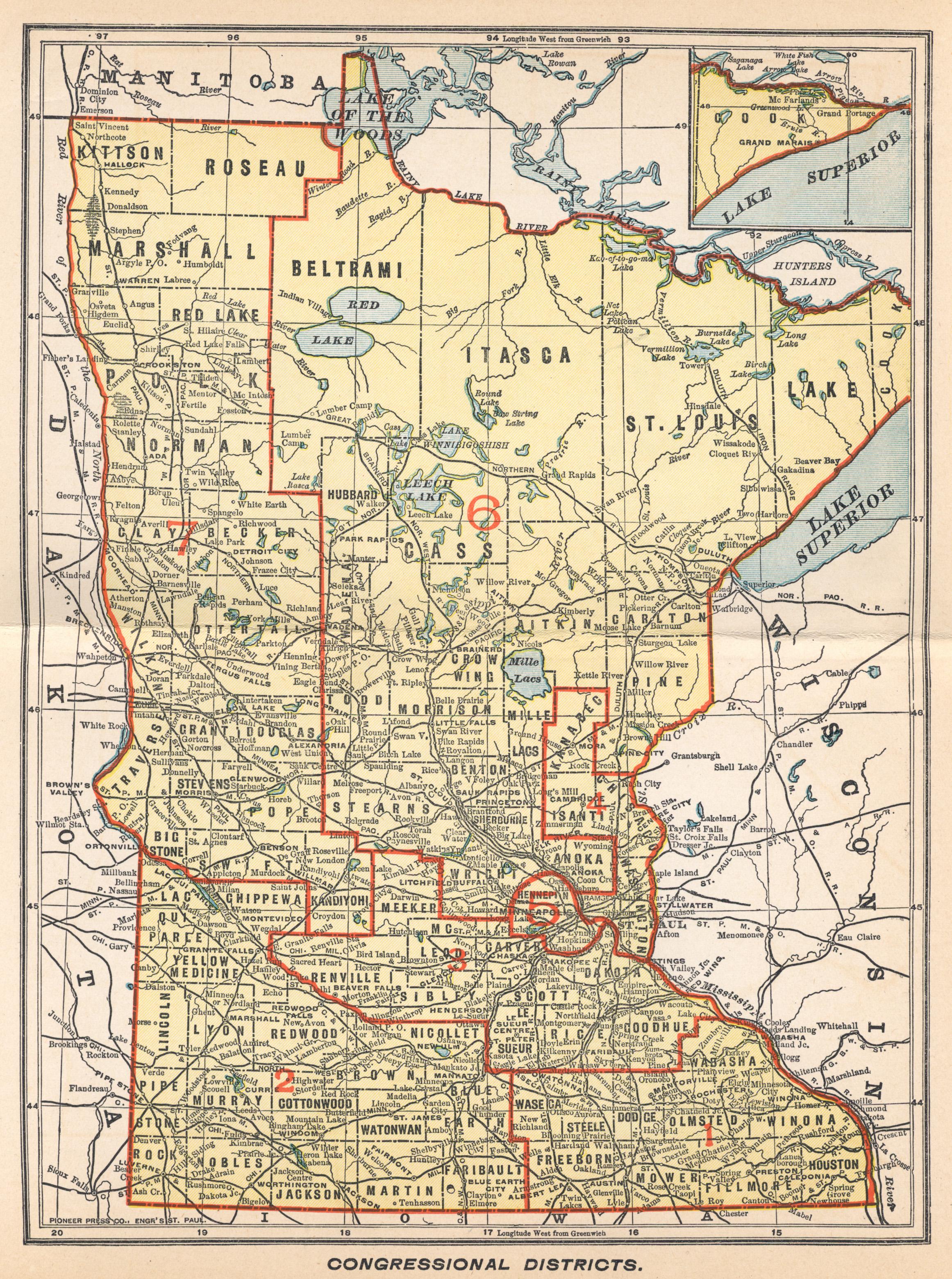 Map Of St Cloud Mn St Cloud Minnesota Hotels