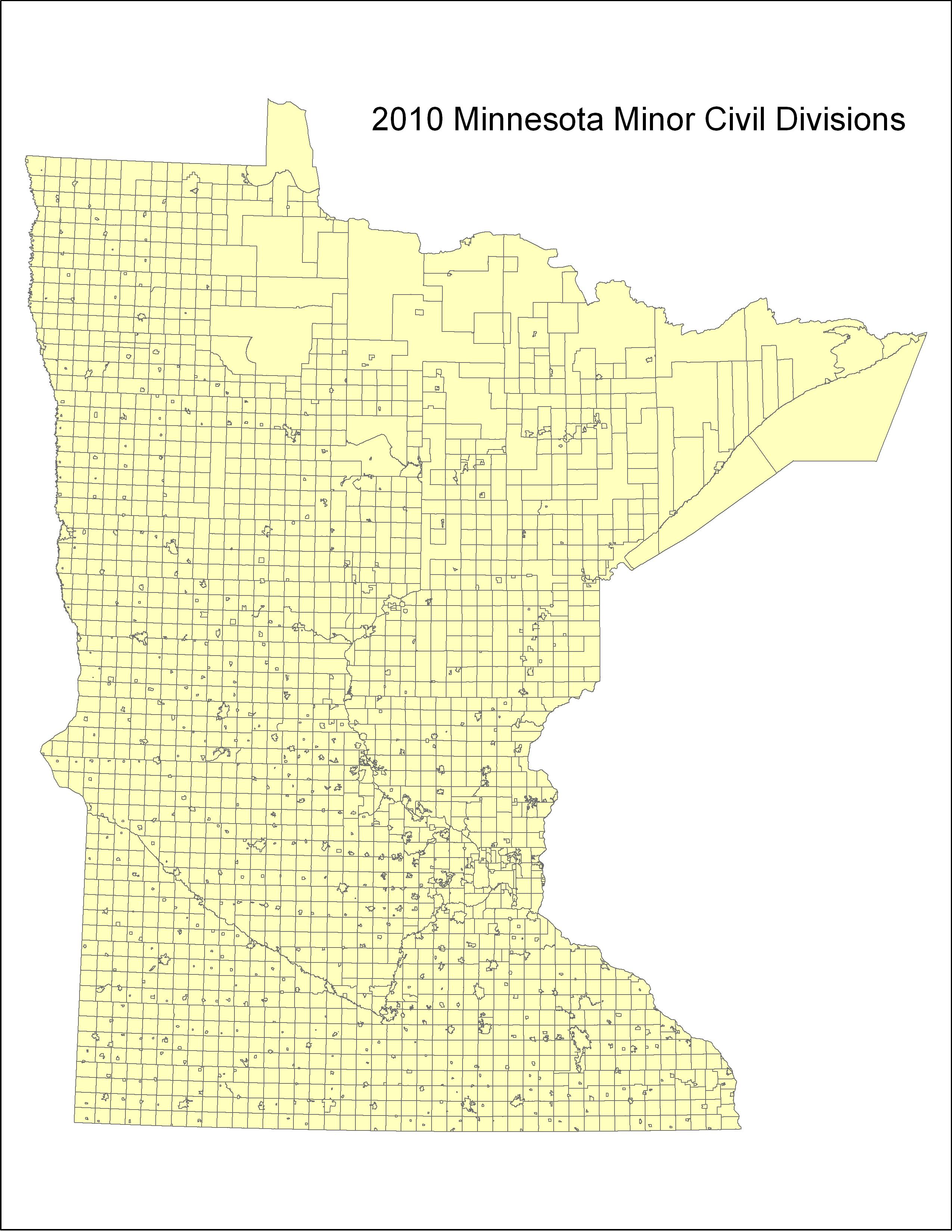 Minnesota Legislature Geographic Information Services - Us zip code boundary shapefile