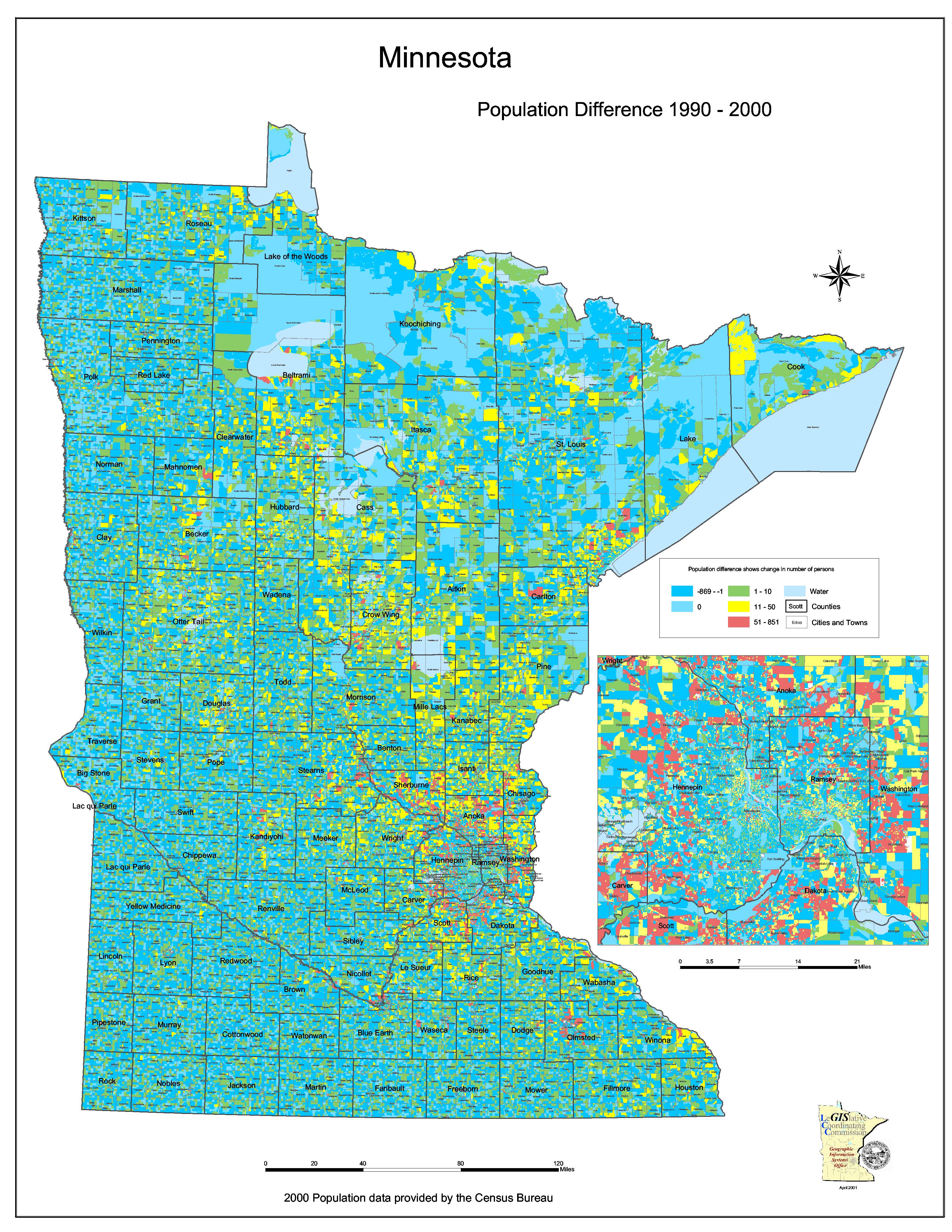 Minnesota Legislature  Geographic Information Systems